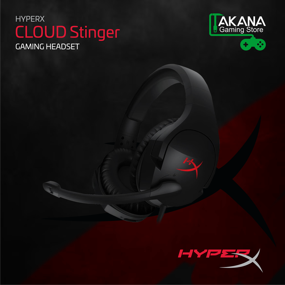 Auricular HyperX Cloud Stinger