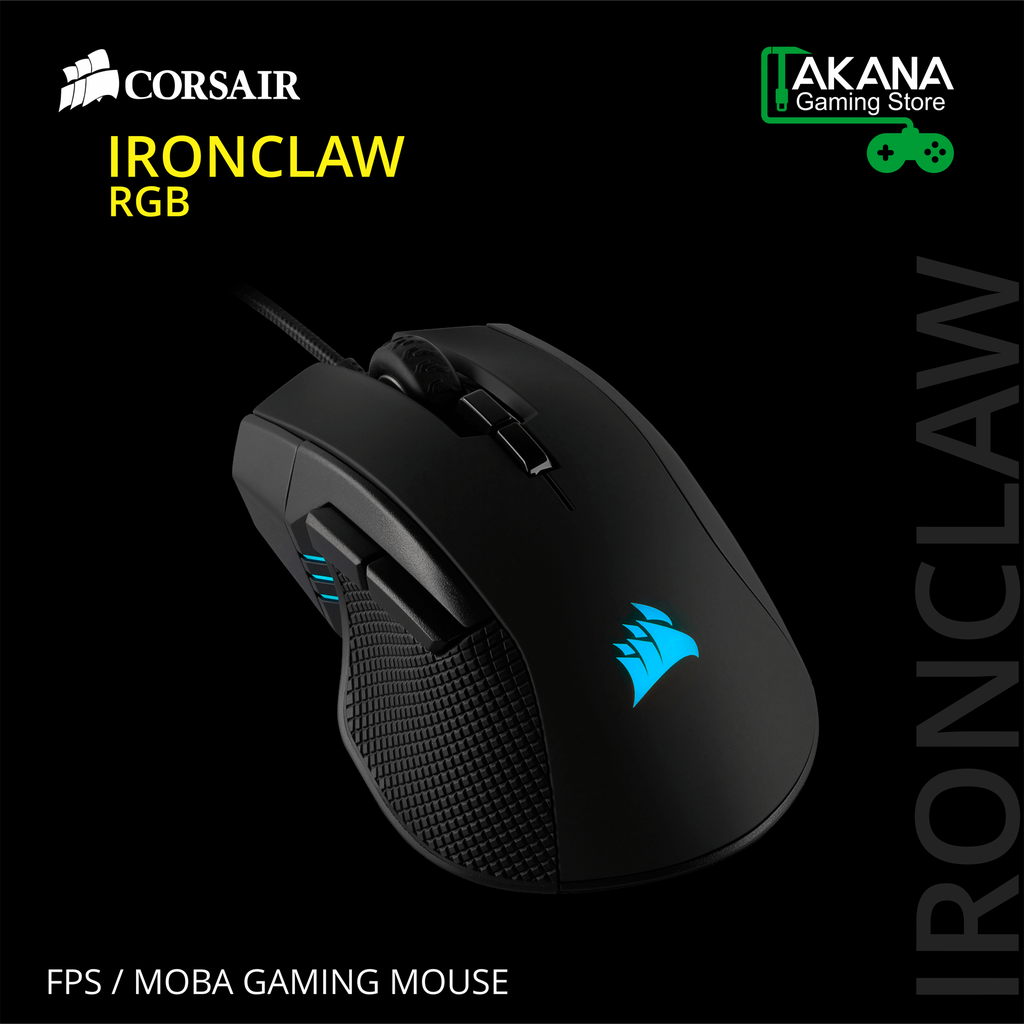 Mouse Corsair Ironclaw RGB