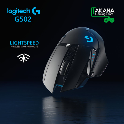 Mouse Logitech G502 Lightspeed Wireless