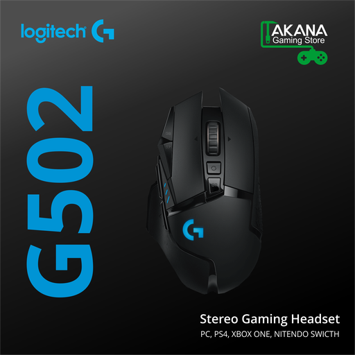 Mouse Logitech G502 Hero